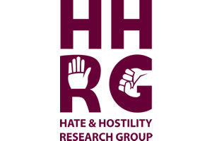 Logo for the Hate & Hostility Research Group