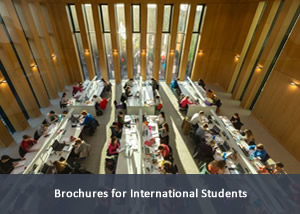 Information for International Students, picture of school of law offices