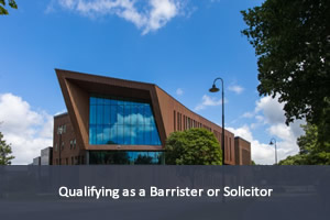 Barrister or Solicitor