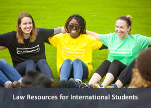 Law Resources for International Students