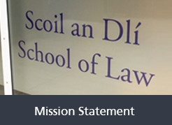 Link to school of law's mission statement.
