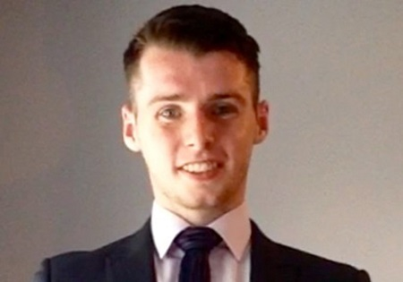 UL Law Graduate Pursues Career with Hedge Fund Company