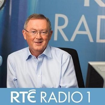 Today with Sean O'Rourke Interview