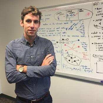 Peter Fennel, industrial mathematics, applied mathematics, award, fellowship,