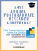 AHSS PG Conference 2019