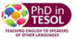 TESOL welcome reception on 9th Sept