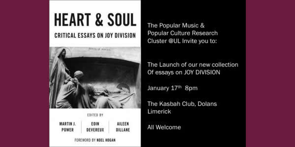 Launch of Heart and Soul