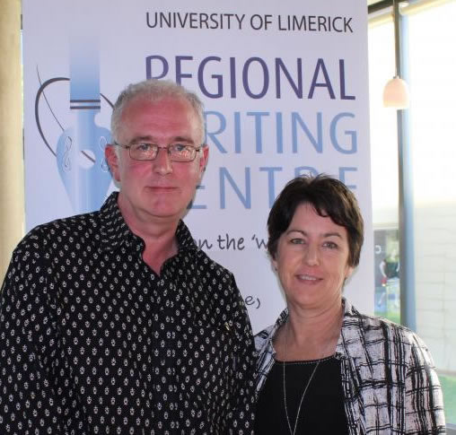 Prof Joseph O'Connor is the Frank McCourt Chair of Creative Writing at the University of Limerick.