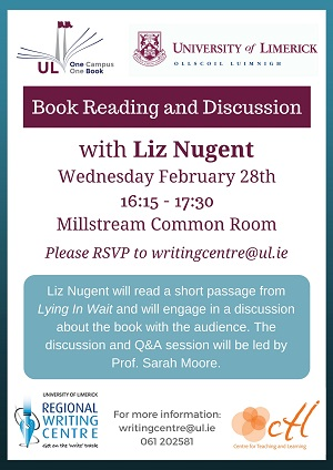 Book Reading with Liz Nugent