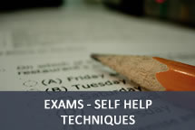 UL Counselling Exam Self Help Techniques