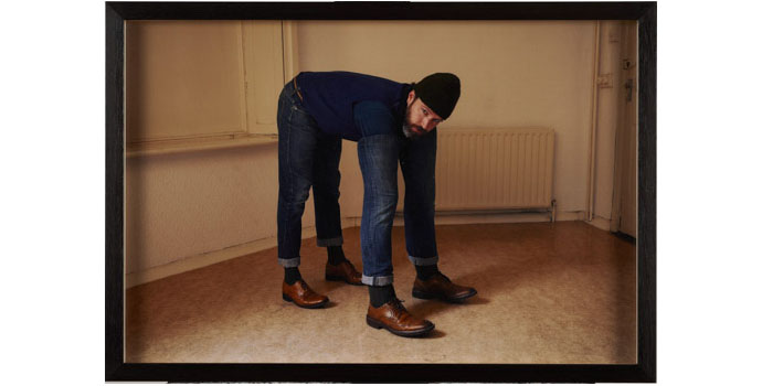 Liam O'Callaghan - The Rise and Fall of a Man Kinda. (P.1), 2012. Photography - archival fine art pigment print 56 x 37.5cm, NSPCI.2012.483