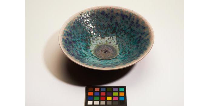 CR79 IACI.2002.234 L. H. (Arabia) Bowl Finland 4.9 x 20.6 x 20.6 cms Ceramic