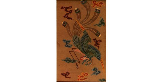 Evening Scene, Utagawa Kuniaki (1835-1888), Japan - Woodblock print 41.8 x 24.4 - 2002.035/PA158
